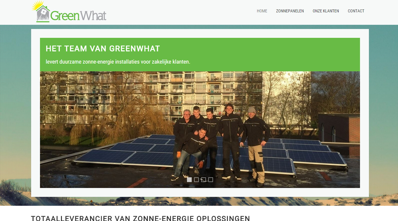 GreenWhat
