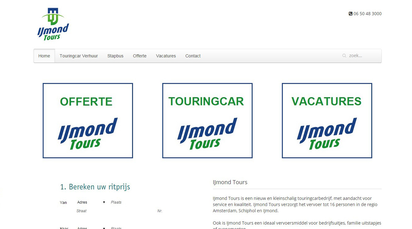 IJmond Tours